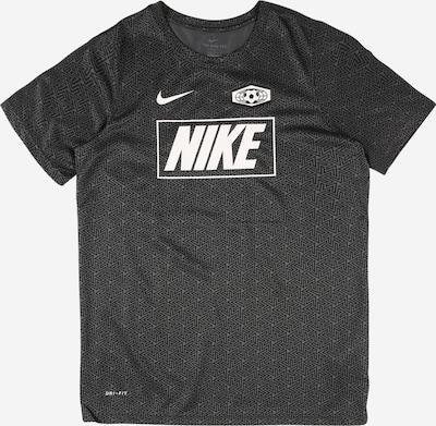 NIKE Koszulka funkcyjna w kolorze antracytowy / białym, Podgląd produktu