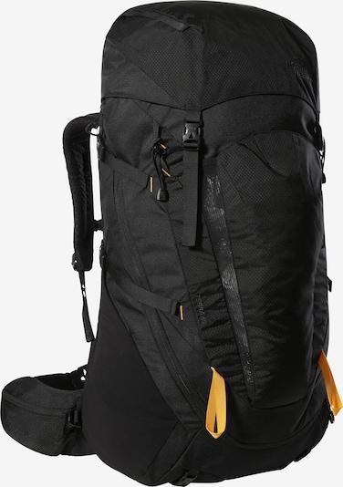 THE NORTH FACE Sac à dos de sport 'Terra' en jaune / noir, Vue avec produit