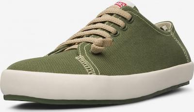 CAMPER Sneaker ' Peu Rambla' in beige / grün, Produktansicht