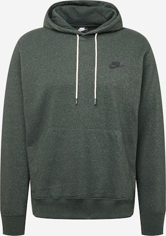 Nike Sportswear Sweatshirt in Green