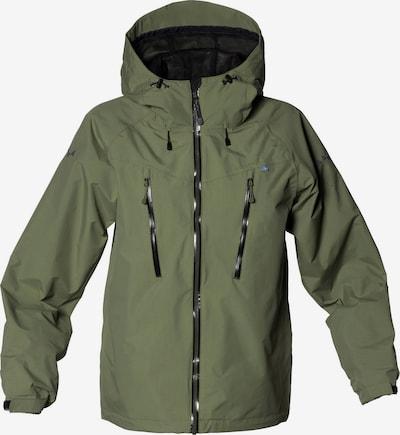Isbjörn of Sweden Jacke in dunkelgrün, Produktansicht