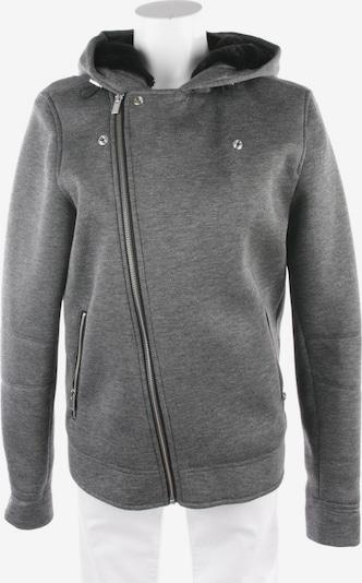 The Kooples Sweatshirt / Sweatjacke in S in dunkelgrau, Produktansicht