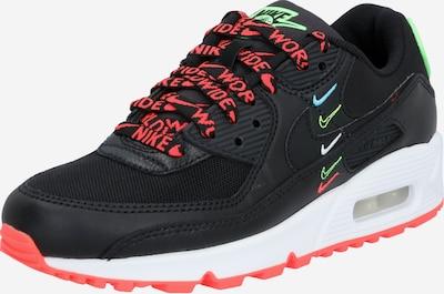 Nike Sportswear Nizke superge 'Air Max 90' | črna barva, Prikaz izdelka