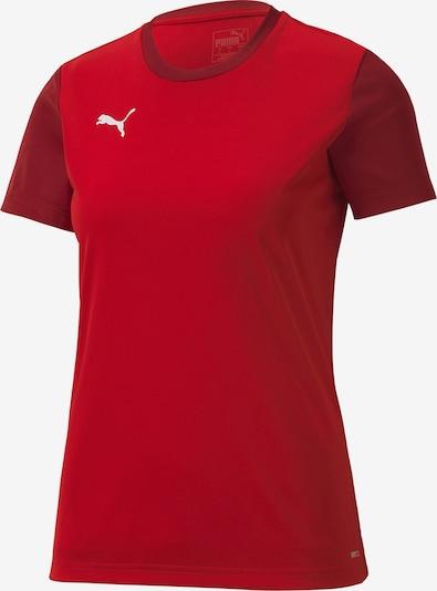 PUMA T-Shirt in rot, Produktansicht