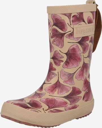 BISGAARD Rubber Boots in Brown