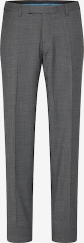 Pantalon à plis 'Futureflex Dupont' PIERRE CARDIN en gris