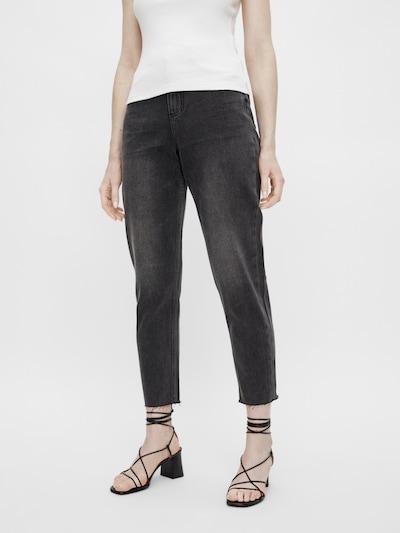 OBJECT Jeans 'Kila' in Black denim, View model