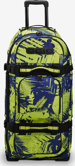 Ogio Sac de voyage 'Rig 9800' en bleu / jaune / noir, Vue avec produit