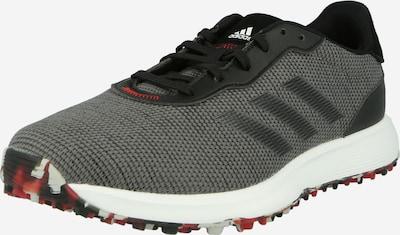 adidas Golf Chaussure de sport en gris / noir, Vue avec produit
