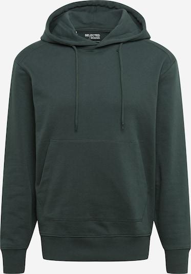 SELECTED HOMME Sweatshirt en grün, Vue avec produit