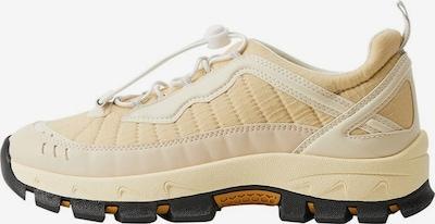 MANGO Sneaker in hellbeige / wollweiß, Produktansicht