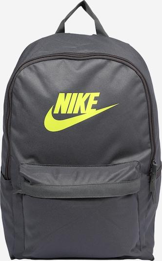 Nike Sportswear Batoh 'Heritage 2.0' - žltá / sivá, Produkt