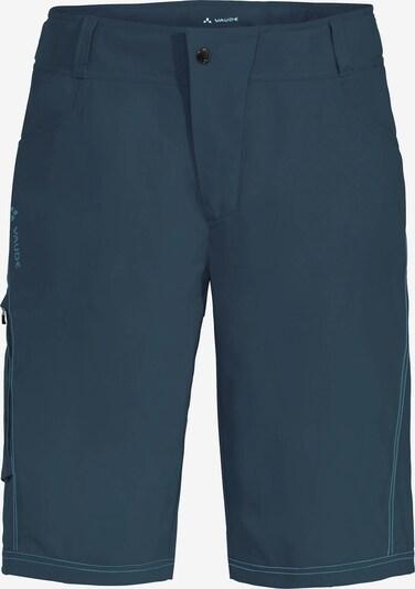 VAUDE Workout Pants 'Ledro' in Light blue / Dark blue, Item view