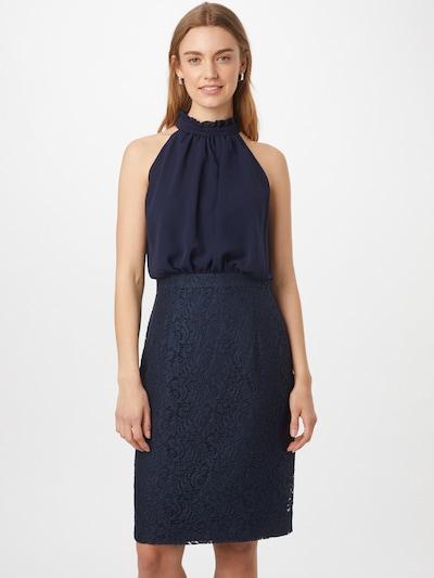 SWING Cocktailkleid in dunkelblau, Modelansicht