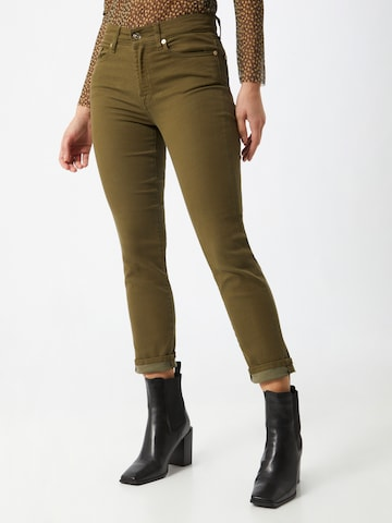 7 for all mankind Jeans 'ROXANNE' in Grün