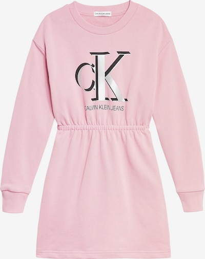 Calvin Klein Jeans Dress in Light pink / Black / Silver, Item view