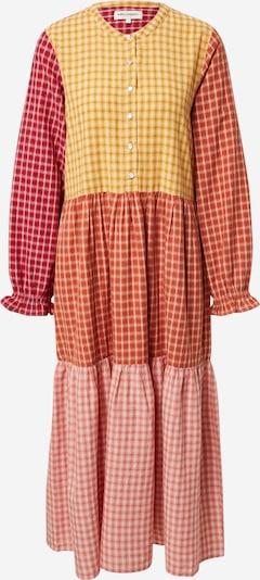 Rochie 'Natalia' Lollys Laundry pe galben auriu / portocaliu închis / rosé / roșu / alb, Vizualizare produs