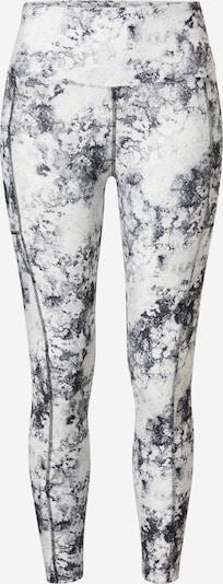 Pantaloni sport Marika pe gri deschis / gri închis, Vizualizare produs