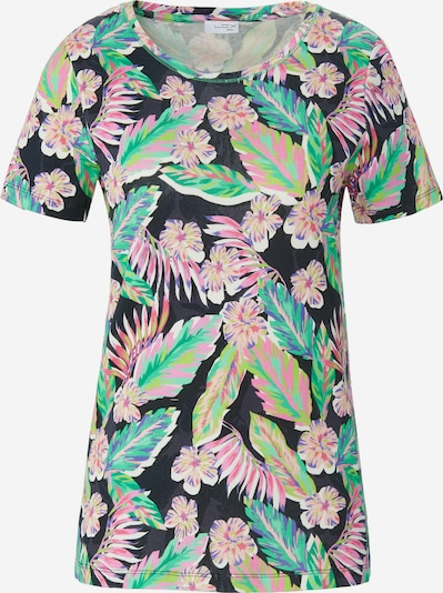Looxent Shirt mit 1/2-Arm in blau / marine, Produktansicht