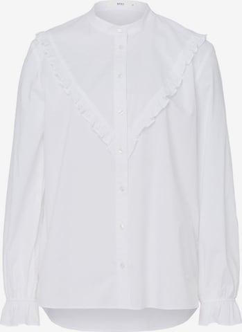 BRAX Bluse 'Vida' in Weiß