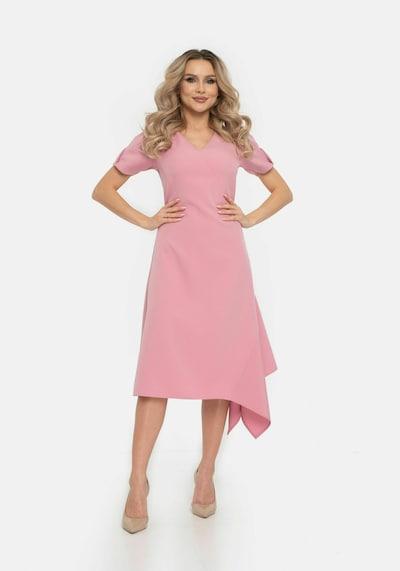 Wisell Kleid in pink, Modelansicht