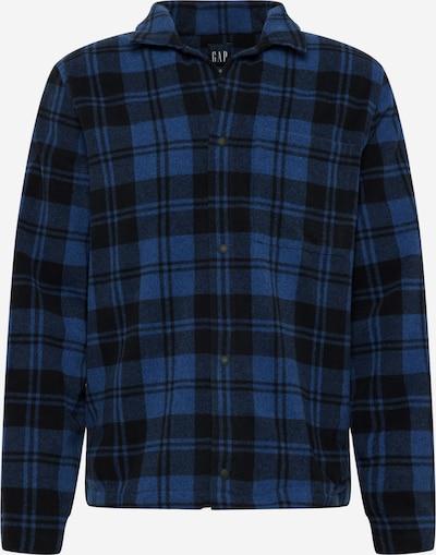 GAP Jacke in blau / nachtblau / schwarz, Produktansicht