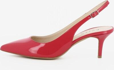 EVITA Damen Sling Pumps GIULIA in pink, Produktansicht