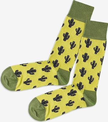 DillySocks Socken in Gelb