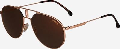 Carrera Sonnenbrille CARRERA 1025/S' in dunkelbraun / gold, Produktansicht
