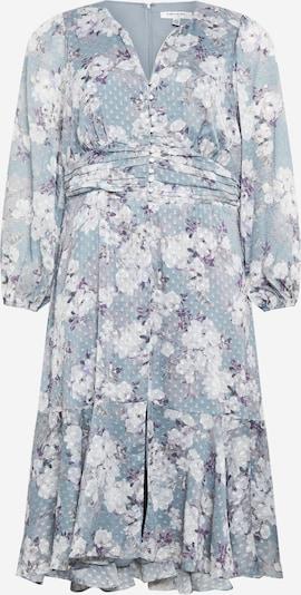 Forever New Kleid 'Renee' in hellblau / lila / weiß, Produktansicht