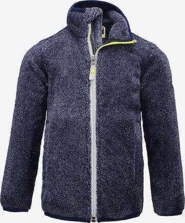 KILLTEC Fleece Jacket in Blue