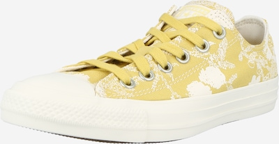 Sneaker low 'SATURN' CONVERSE pe galben / alb, Vizualizare produs