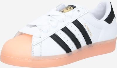 ADIDAS ORIGINALS Sneakers laag 'Superstar' in de kleur Rosa / Zwart / Wit, Productweergave