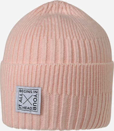 chillouts Mütze 'Shealyn' in rosé / schwarz / weiß, Produktansicht
