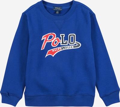 POLO RALPH LAUREN Sweater majica u svijetloplava: Prednji pogled