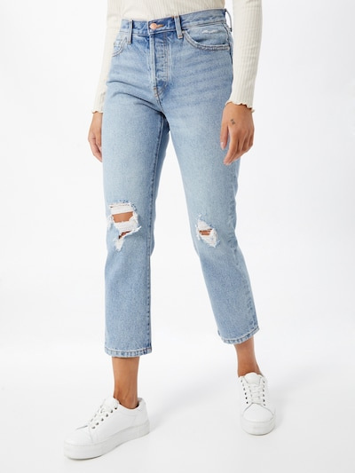 ONLY Jeans 'Fine' in blue denim, Modelansicht