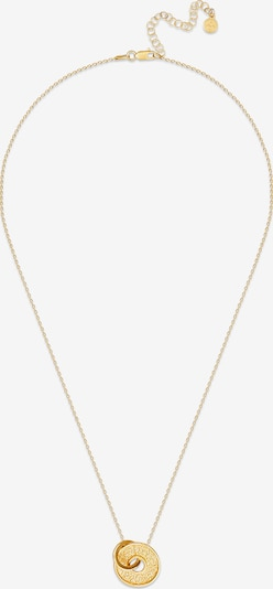 MOSUO JEWELLERY Necklace 'Infinity' in gold, Item view