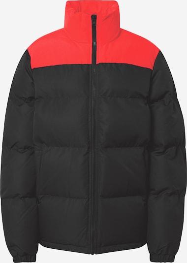CONVERSE Veste d'hiver en rouge / noir, Vue avec produit