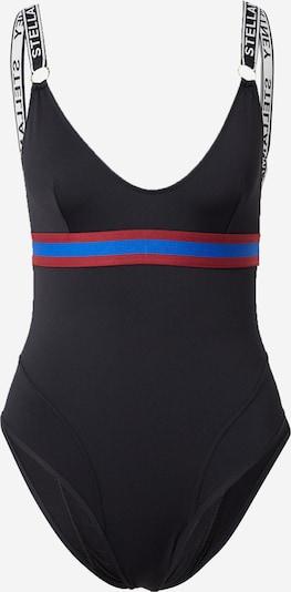 Stella McCartney Badeanzug in schwarz, Produktansicht