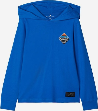NAME IT Shirt in de kleur Royal blue/koningsblauw, Productweergave