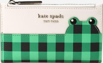 Kate Spade Rahakott 'SMALL GOODS', värv roheline