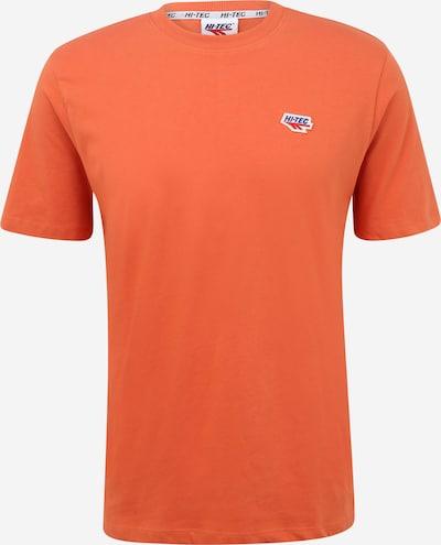 HI-TEC T-Shirt fonctionnel 'LUIZ' en bleu clair / orange, Vue avec produit