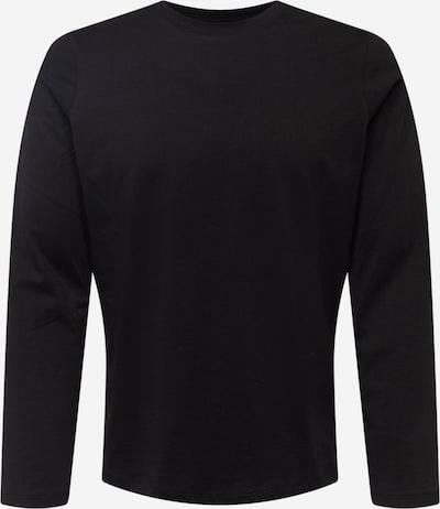 PIECES Curve T-Krekls 'RIA', krāsa - melns, Preces skats