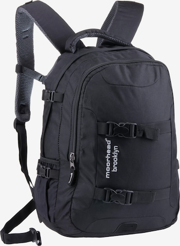 moorhead Sports Backpack 'Brookly' in Black