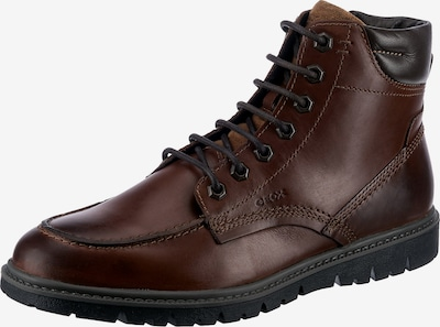 GEOX Lace-Up Boots 'Ghiacciaio' in Brown, Item view