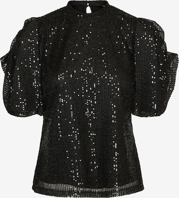 VERO MODA Shirt 'Catja' in Black
