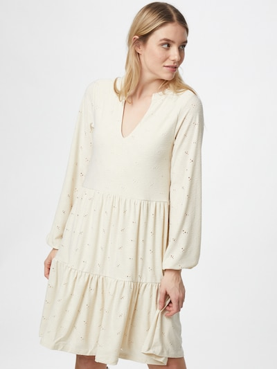 VILA Kleid in creme, Modelansicht
