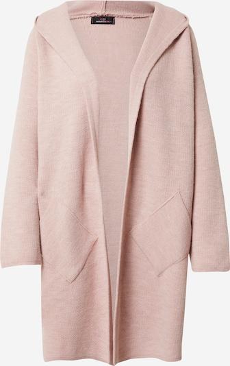 Zwillingsherz Pleten plašč 'Annabell' | svetlo roza barva, Prikaz izdelka