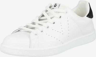VICTORIA Sneaker 'TENIS PIEL' in schwarz / weiß, Produktansicht