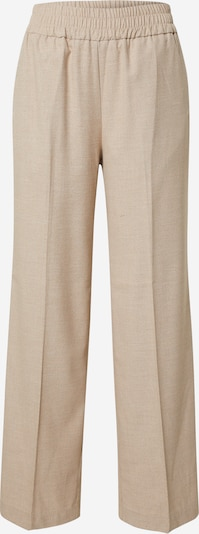 Kelnės su kantu 'BRISE' iš SELECTED FEMME, spalva – kapučino spalva, Prekių apžvalga